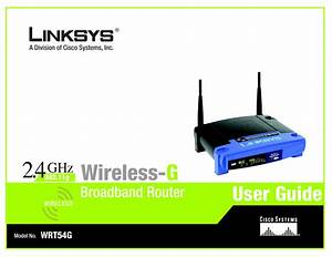 Linksys Router Schematic