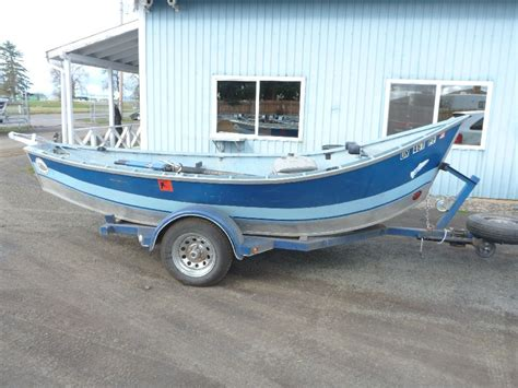 Drift Boats For Sale Eugene Oregon by 1986 Back Drift Boat For Sale Koffler Boats