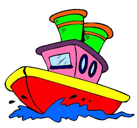 Barco Dibujo Infantil by Dibujo De Barco En El Mar Pintado Por Gaeel En Dibujos Net