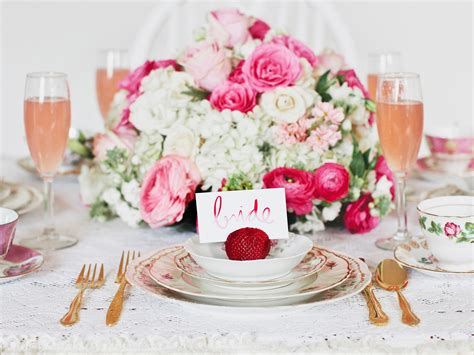 What To Give On Bridal Shower - bridal shower planning checklist