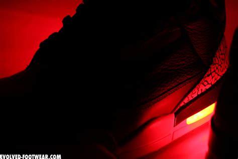 nike jordan light up air jordan 3 quot light up quot custom sbd
