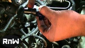 How To Replace The Input And Output Speed Sensors On A