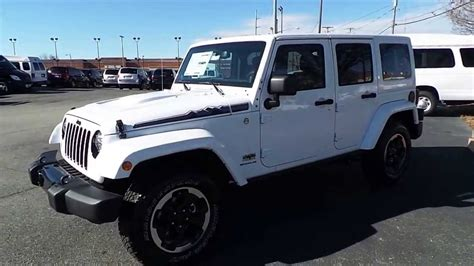 2014 Jeep Wrangler Unlimited Polar Edition # 2310