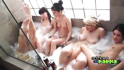 Sweet Spanish Girls Present For Nacho S Wild Sex Party
