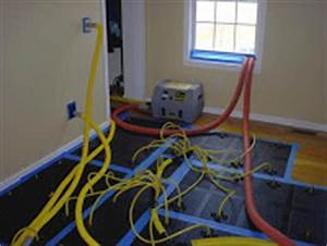 Hardwood floor drying water damaged wood floors water for How to dry wet wood floor