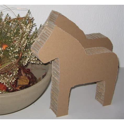 alex das pferd aus pappe zum basteln papp  la papp greenpicks
