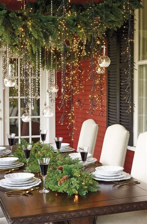 diy outdoor christmas decorations ideas