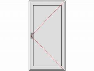 Porte Service Pvc Sur Mesure : porte de service pvc sur mesure gamme softline pose en ~ Edinachiropracticcenter.com Idées de Décoration
