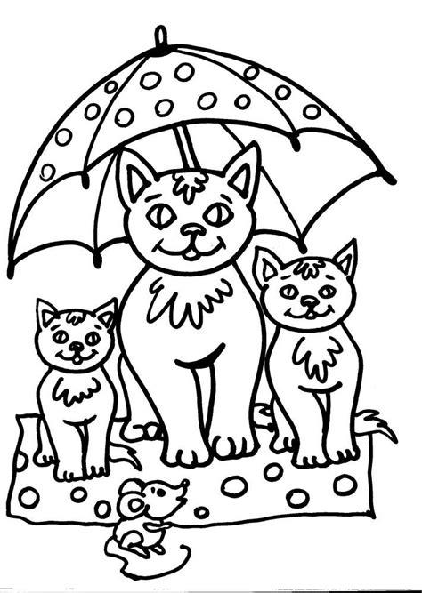 disegni da colorare 44 gatti polpetta disegni per bambini da colorare gatto i gatti disegno