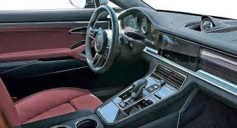 how much porsche 911 cost porsche panamera interior has a much cleaner look