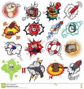 Merkmale Pop Art : pop art bang glove figth bubble speech design vector illustration 85801996 ~ Orissabook.com Haus und Dekorationen