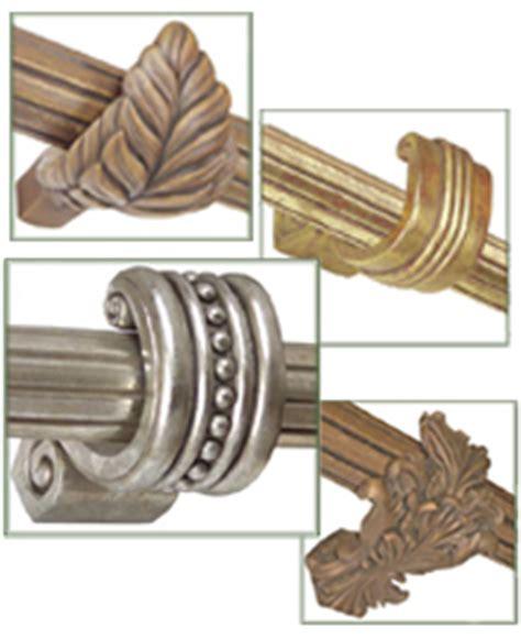 curtain rod hardware accessories interiordecorating