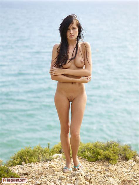 Tereza In Blue Med By Hegreart Photos Erotic Beauties