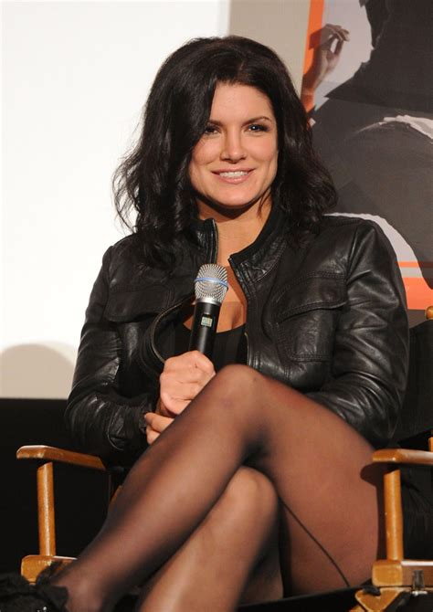 Hottest Pictures Of Gina Carano Who Plays Angel Dust In
