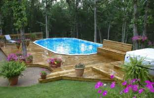 above ground pool deck landscaping ideas concrete pool deck pool deck coatings home design