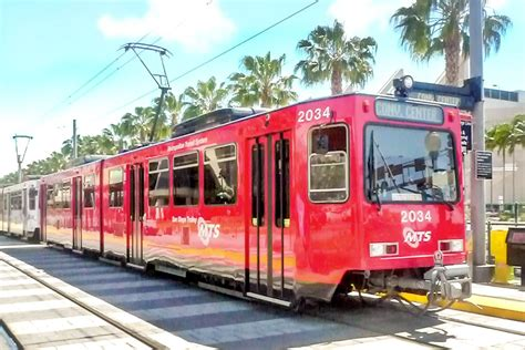 Riding the San Diego Trolley, Step by Step Guide