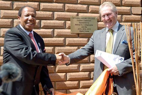 St Engenas Zcc Donates Classroom To Mitchell House