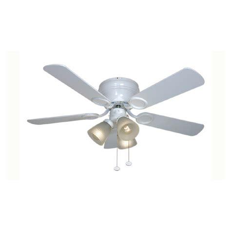 harbor breeze asheville fan shop harbor breeze 42 quot cheshire white ceiling fan at lowes com