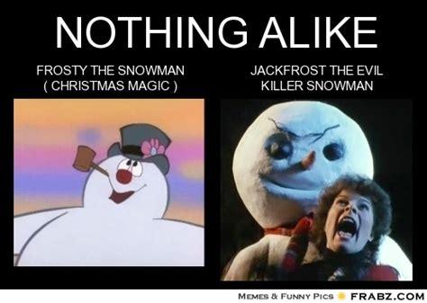 Frosty The Snowman Happy Birthday Meme - pin grumpy cat vs chuck norris cake on pinterest