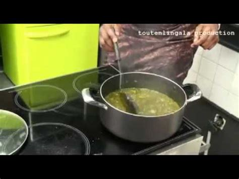 cuisine congolaise cuisine congolaise la recette du pondu