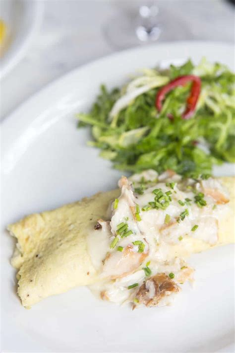 omelette grouper smoked
