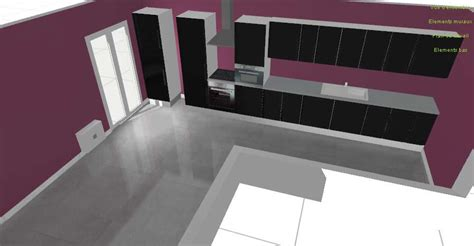 faire une cuisine en 3d aménager sa cuisine sur logiciel 3d dossier