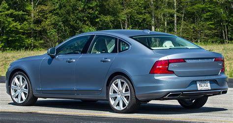 2017 Volvo S90 Luxury Sedan Review  Consumer Reports