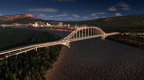 Double Decker Highway Bridge Citiesskylines