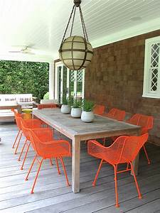 Painting, Our, Outdoor, Dining, Chairs
