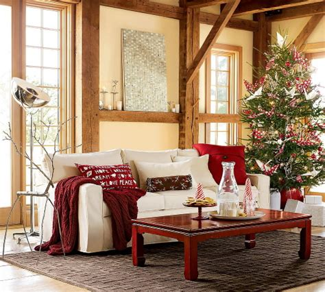 coordinate your holiday decor with your interior design