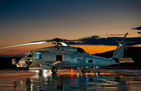 Sikorsky Sh-60 Seahawk 4k Ultra Hd Wallpaper