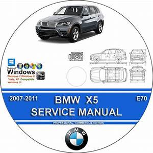 Bmw X5 E70 Complete Workshop Service Repair Manual On Cd
