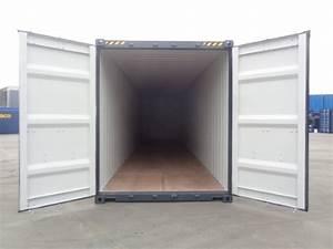 Seecontainer 40 Fuß Gebraucht : 40 fu high cube grau ~ Sanjose-hotels-ca.com Haus und Dekorationen