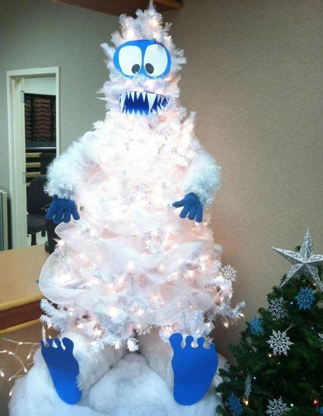 best christmas theme ten character themed trees with festive personality ideas