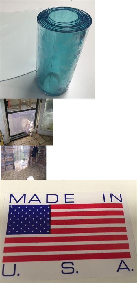 Diy Clear Vinyl Dog House Door Doghouse Plastic Pvc 8 X