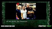 Ken Shamrock reveals how WAR MACHINE grabbed his daughters ...