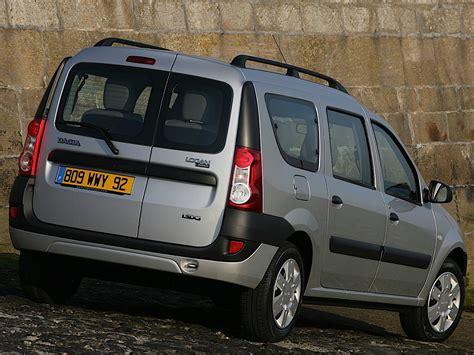 renault logan 2007 dacia logan mcv specs 2006 2007 2008 autoevolution