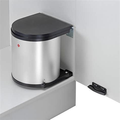 Top 10 Best Built in Waste Bins   hideaway in cabinet and