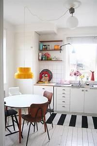 Läufer Schwarz Weiß : 40 waschbare k chenteppiche und l ufer ~ Orissabook.com Haus und Dekorationen