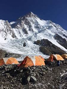 Madison Mountaineering 2016 K2 Expedition has four climbers