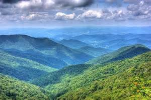 Blue Ridge Parkway Asheville North Carolina