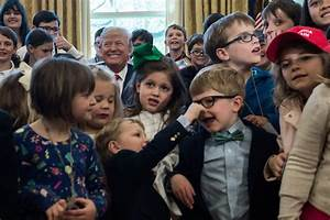 Trump Spends Time With Kids For 'Take Your Child To Work ...