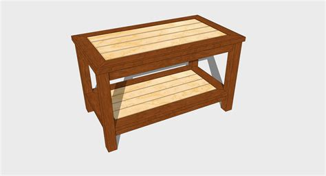 plans  build wood working table  plans
