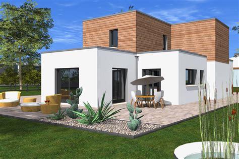 maison 5 chambres plan maison moderne plain pied gratuit plan maison plein