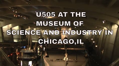 U Boat Watch Chicago by U505 Submarine At The Museum Of Science And Industry