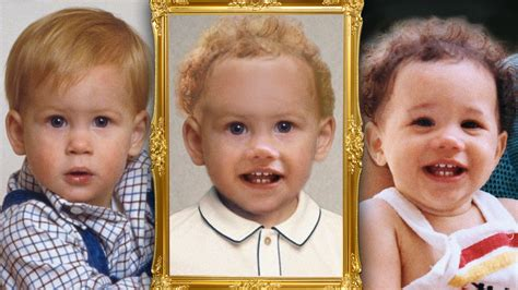Do Meghan Markle and Prince Harry's Baby Photos Reveal ...