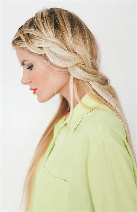 pretty hairstyles  dirty hair days fashionisers