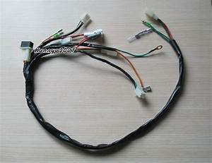 Wire Wiring Harness For Yamaha Pw50 Pw 50 Py50 2