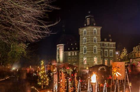 weihnachtsmarkt schloss merode ausflugsziele