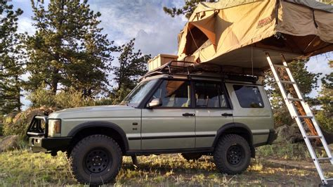 xl rooftop tent land rover discovery  land rover forums
